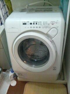 【無印】ドラム式洗濯機